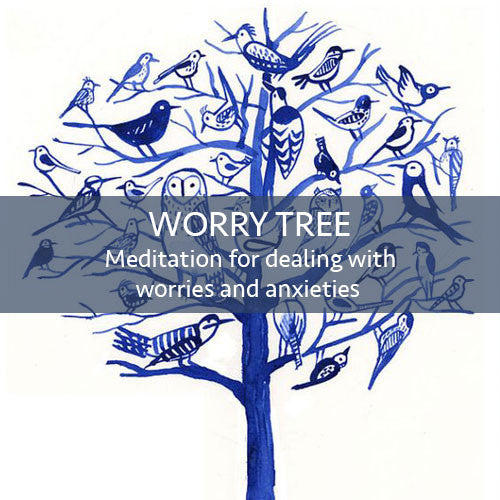 Worry Tree Meditation Download