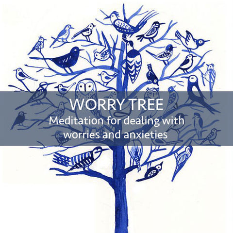 Worry Tree Meditation Download (LEVEL 1)