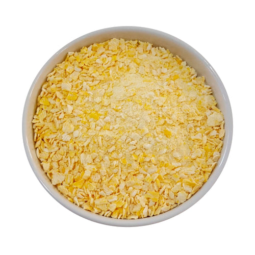 Maíz Hojuelas - Briess Flaked Yellow Corn - Costal de 22.68 Kg