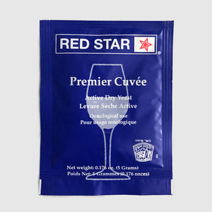 Levadura - Red Star - Premiere - Cuvée