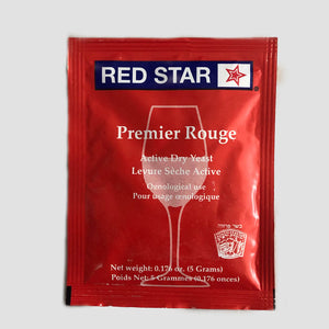 Levadura - Red Star - Premiere Rouge
