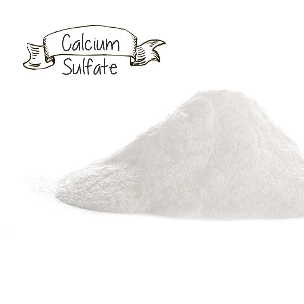 Powdered Calcium Sulfate (Gypsum) 4oz Packet