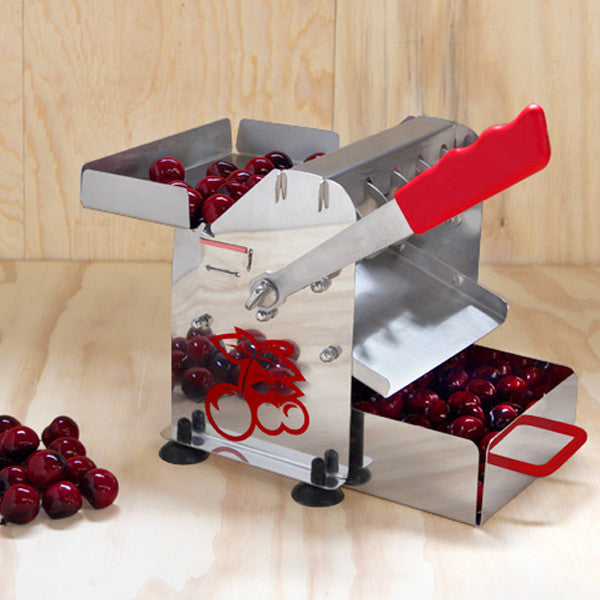 Raw Rutes Deluxe Cherry Pitter By Cherry Stoner Jr