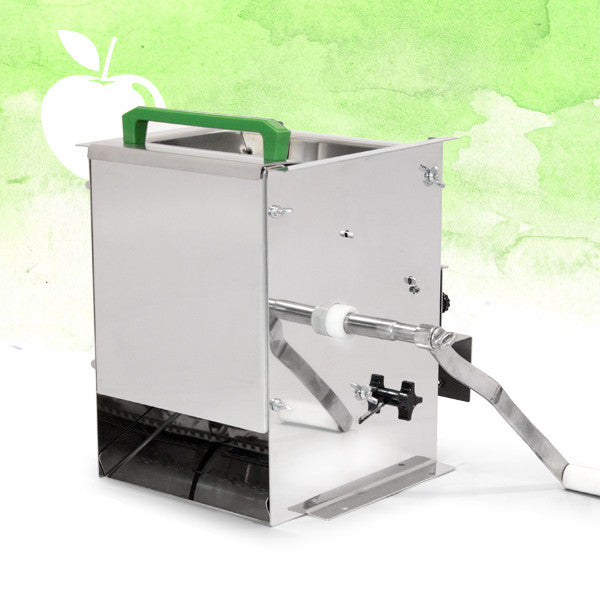 Harvest Fiesta Apple Crusher