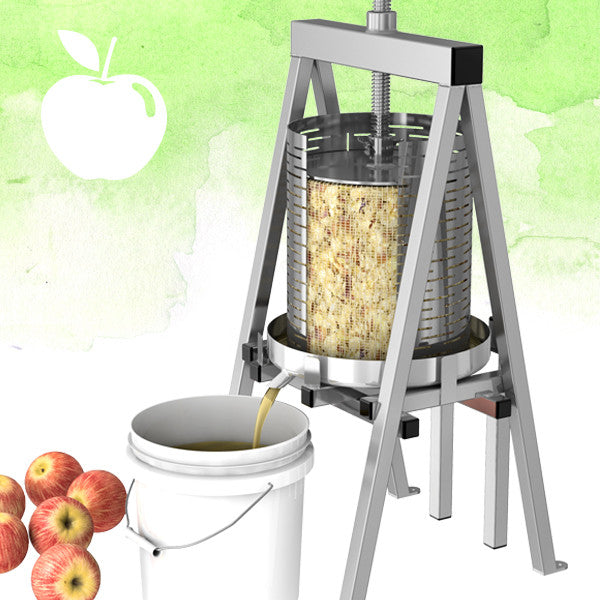 Harvest Fiesta Stainless Steel Fruit Press