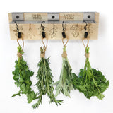 Herb Vibes - Kitchen Herb Drying Rack