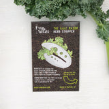 Kale Razor - Kale and Herb Stripping Tool