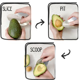 Mr. Avocado 3 in 1 Tool