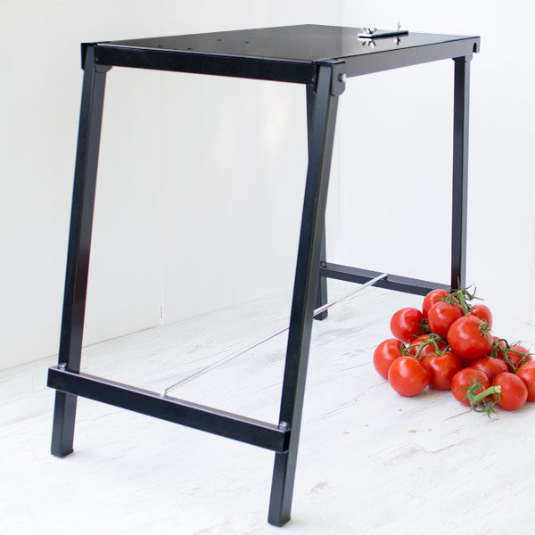 Portable Electric Tomato Strainer Table