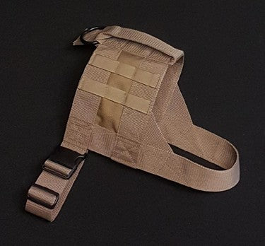 Tactical Molle Patrol Harness