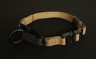 "1"" Cobra Buckle Martingale Collar"