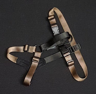 "1"" Mil Spec Tubular Web Tracking Harness"