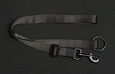 Adjustable Length Belt Leash