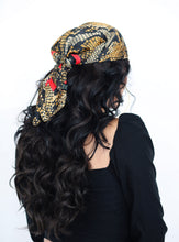 "Load image into Gallery viewer, The ""SAVANNAH"" Head Scarf"