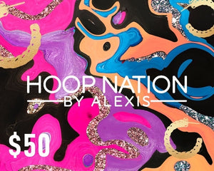 Hoop Nation By Alexis Gift Card
