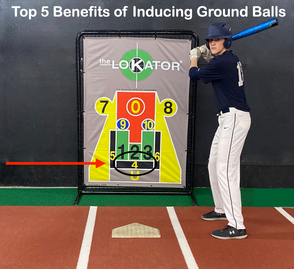 Top 5 Benefits of Inducing Ground Balls
