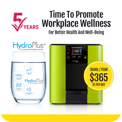 5 Year Workplace Leasing: Hot & Cold Water Dispenser NP3302-12M (Installation Included) (3925740060744)