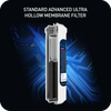 Water Ionizer Standard Advanced Ultra Hollow Membrane Filter