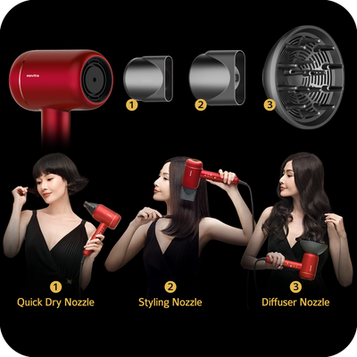 Hair Dryer Different types
