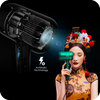 Hair Dryer Antistatic Technology