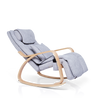 Grey Rocking Massager Chair