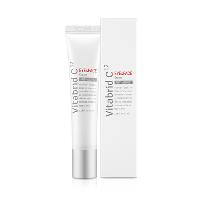 Vitabrid C¹² Dual Eye & Face Cream