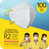 Corp-P: Surgical Respirator R2 Headband (100pcs in a box)