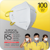 Surgical Respirator R5 Headband (100pcs in a box)