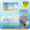 Special Deals for Healthway Medical: Surgical Respirator R2 Earband (100pcs in a box)