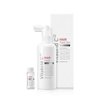Vitabrid C¹² HAIR Tonic Set: Professional