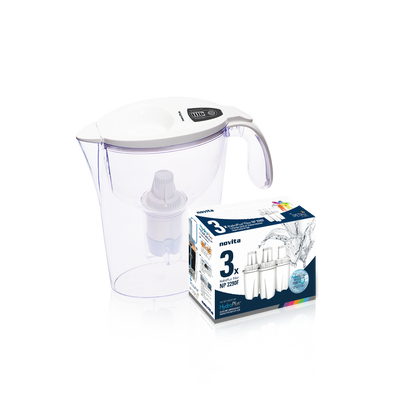Bundle Deal: Water Kettle NK6 & HydroPlus® Water Pitcher NP2290 Bundle
