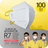 Surgical Respirator R7 Headband FFP3 (100pcs in a box)