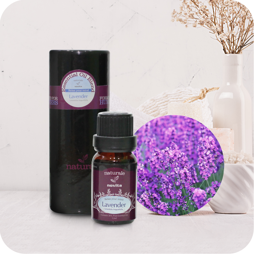Essential Oil Blend Lavender (12ml)