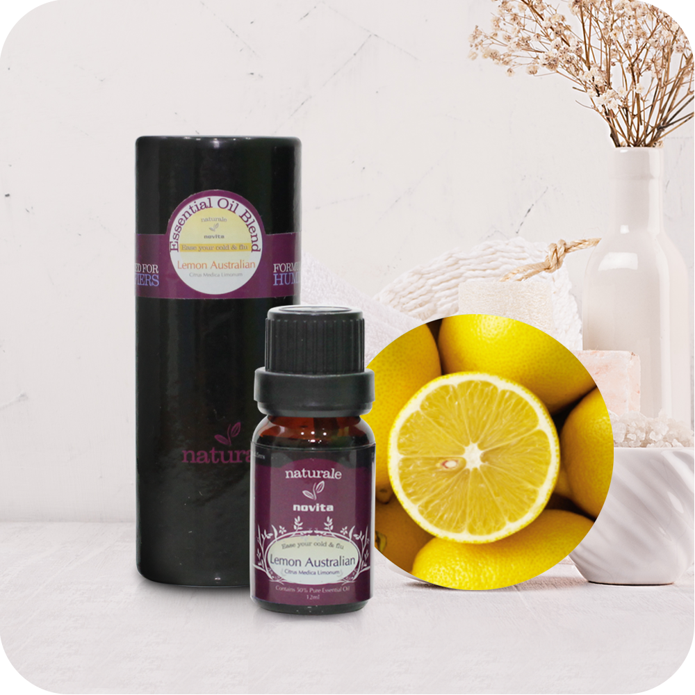 Essential Oil Blend Lemon (15ml)