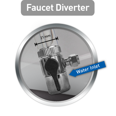 Faucet Diverter (Made In China)