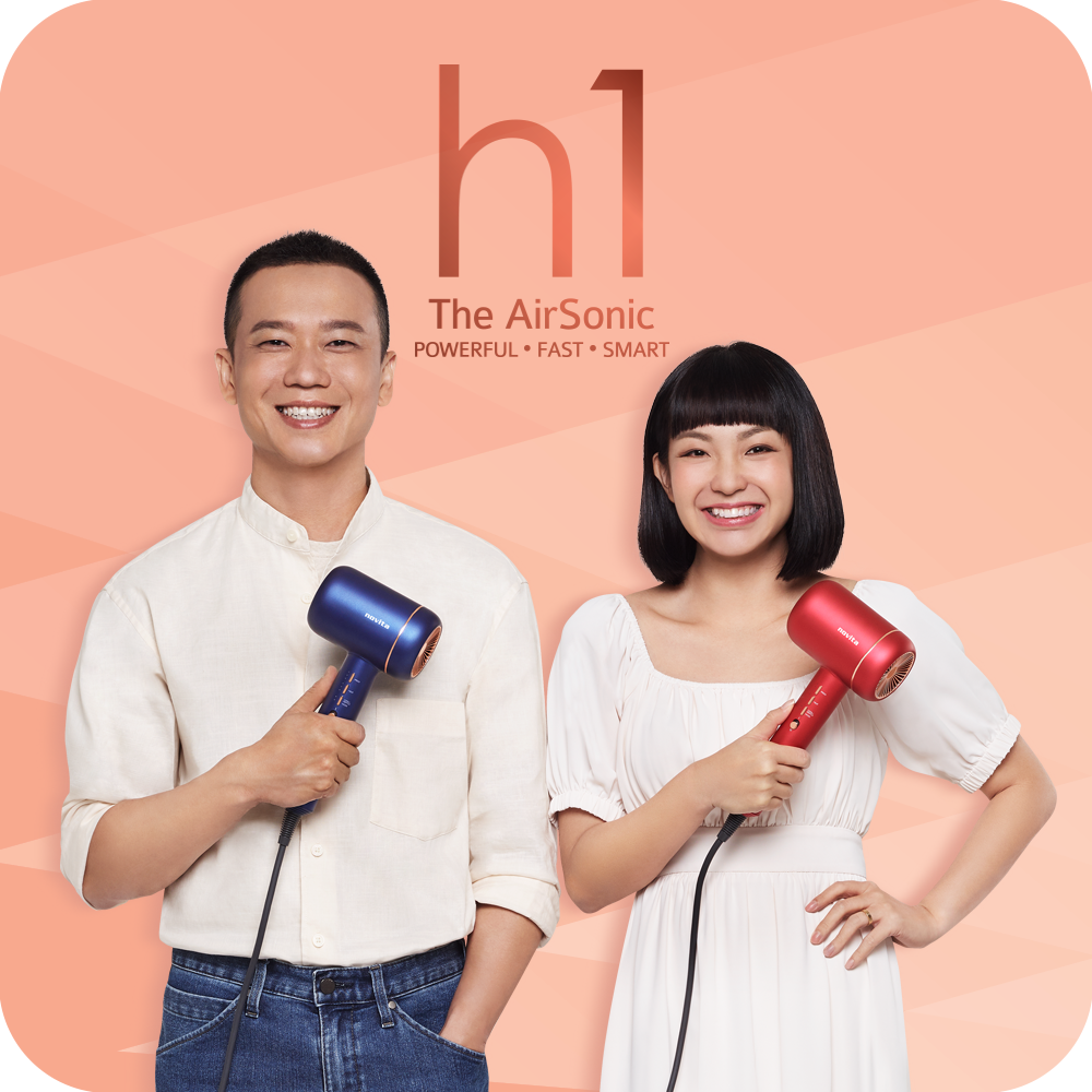 Trade-in Promotion - h1 Hair Dryer