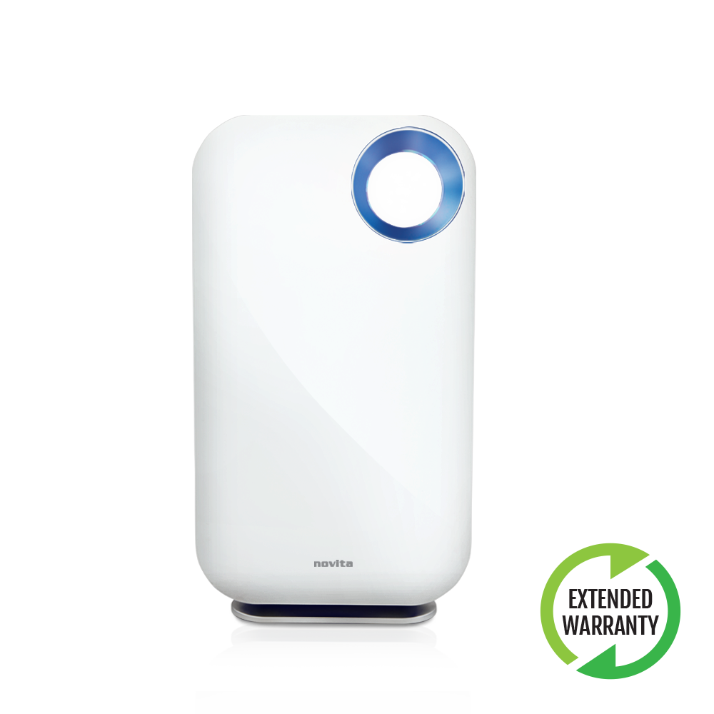 Air Purifier NAP610/610i Product Warranty Extension – Standard Extended Carry-In Warranty (3896483643464)