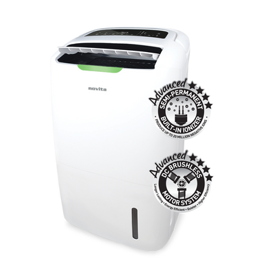PuriDry™ 2-In-1 Dehumidifier ND2000 with HEPA Air Purification (3896530075720)