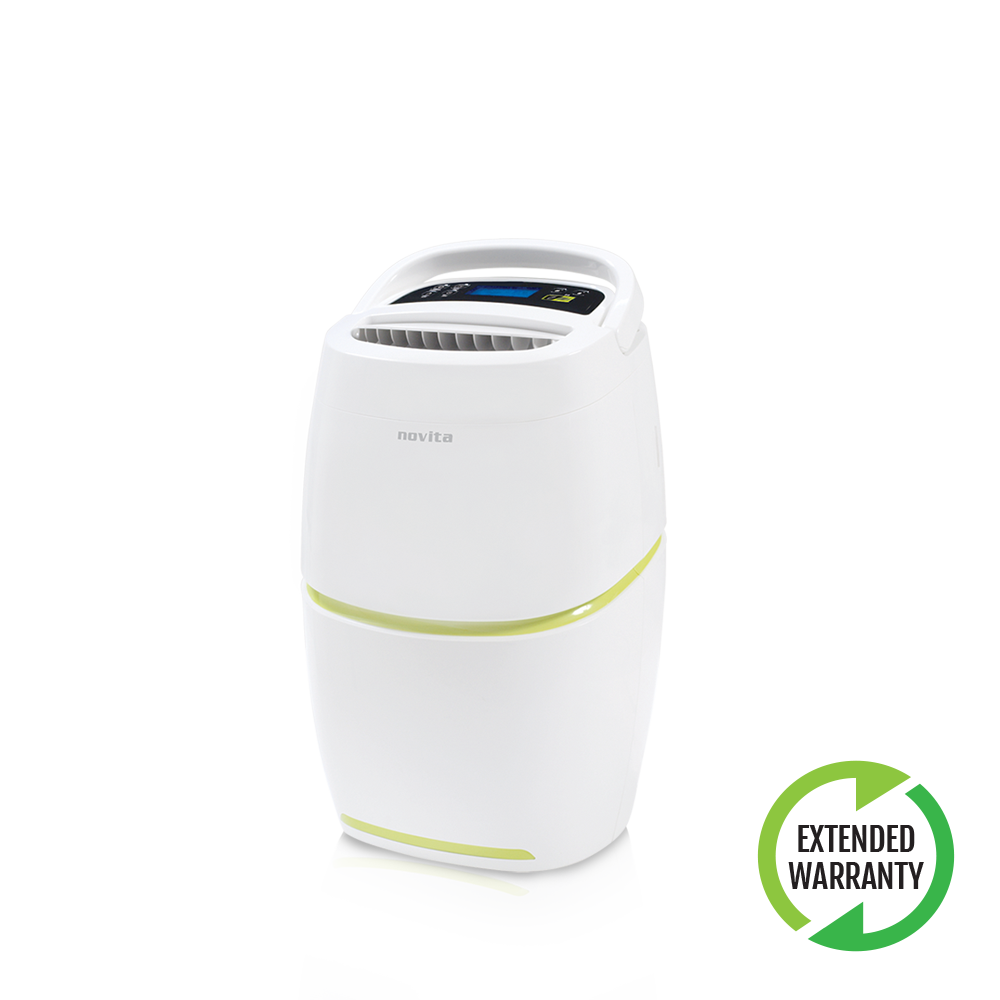 Dehumidifier ND322/322i Product Warranty Extension – Standard Extended Carry-In Warranty (3896484724808)