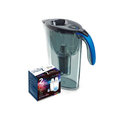 Bundle Deal: HydroPlus® Water Pitcher NP3290UF & Filter Pack  - Enhanced With Certified Advanced Ultra Hollow Membrane (3896425021512)