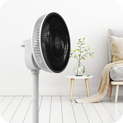 GreenFan® Standing Fan Twin Pack