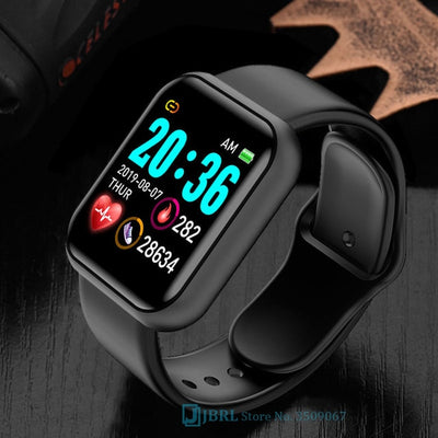 Fashion Smart Watch Women Men Smartwatch Electronics Smart Clock For Android IOS New Bluetooth Smart-watch Top Fitness Tracker