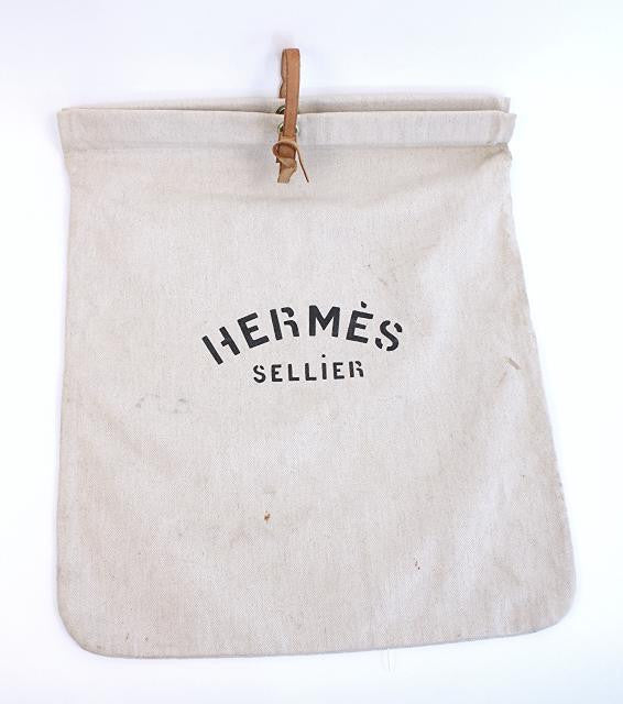 Vintage 70's Hermes Sellier Bag
