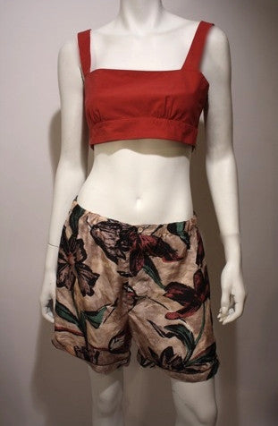 New MARNI Pink Crop Top