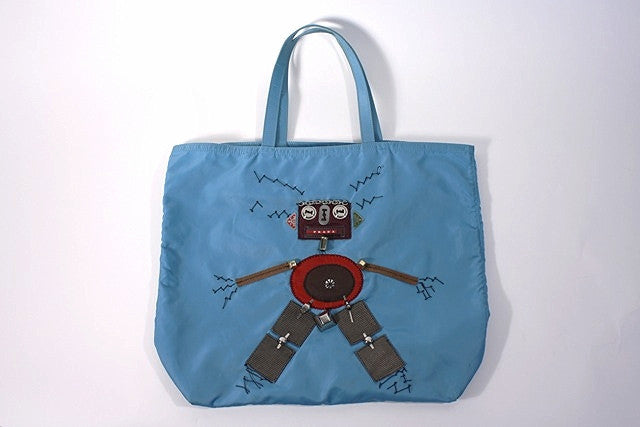 Limited Edition PRADA Robot Tote