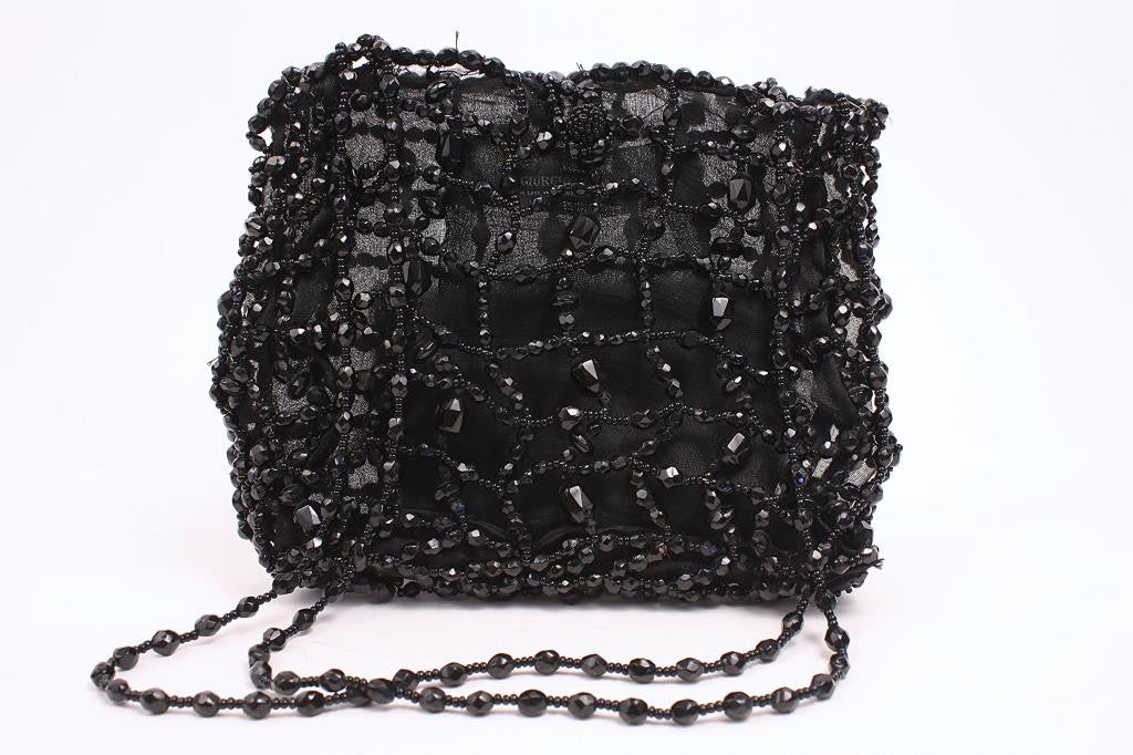 Giorgio Armani Beaded Evening Bag
