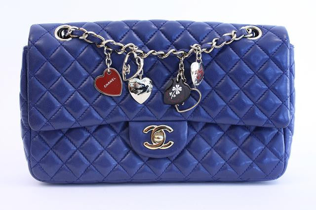 Chanel Limited Edition Charm Flap Bag