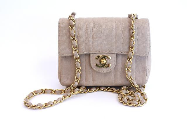 Vintage Chanel Mini Classic Flap Bag