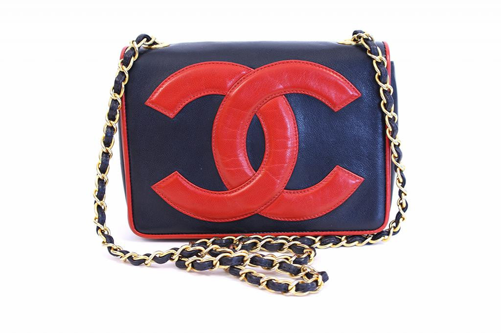 Rare Vintage Chanel Flap Bag