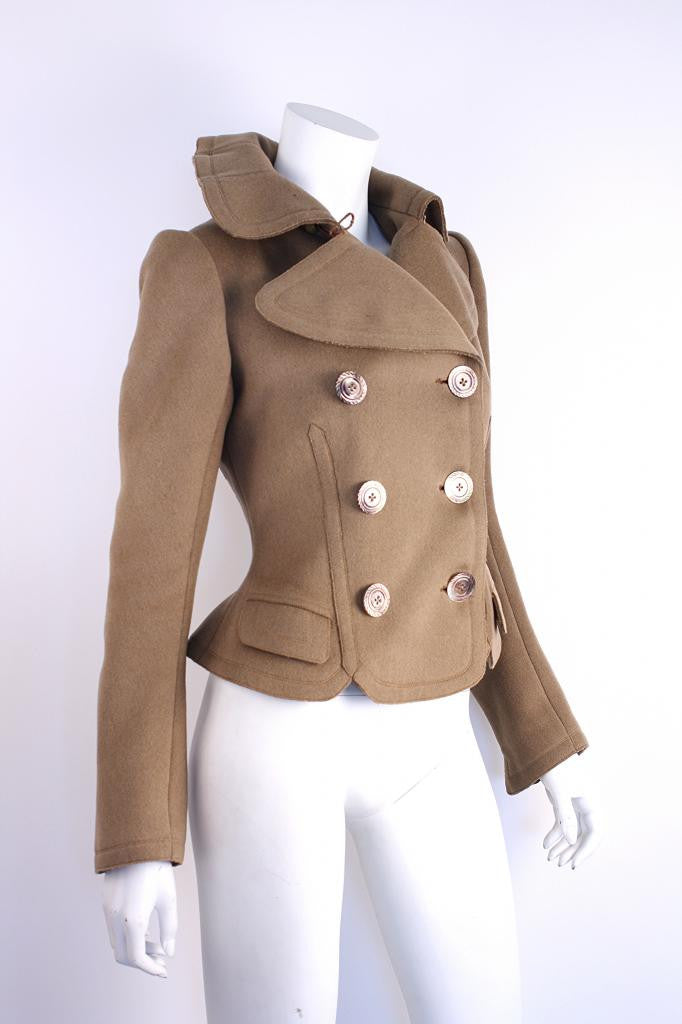 Antique Wool Riding Jacket
